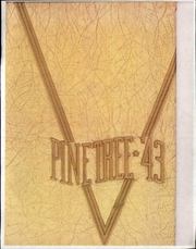 Page 1, 1943 Edition, Bethesda Chevy Chase High School - Pine Tree Yearbook (Bethesda, MD) online yearbook collection