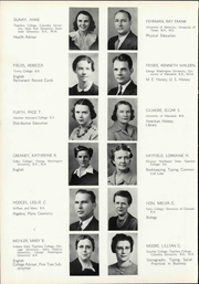 Page 16, 1943 Edition, Bethesda Chevy Chase High School - Pine Tree Yearbook (Bethesda, MD) online yearbook collection