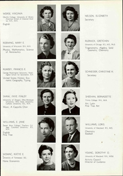 Page 17, 1943 Edition, Bethesda Chevy Chase High School - Pine Tree Yearbook (Bethesda, MD) online yearbook collection