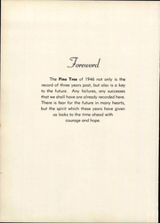 Page 12, 1946 Edition, Bethesda Chevy Chase High School - Pine Tree Yearbook (Bethesda, MD) online yearbook collection
