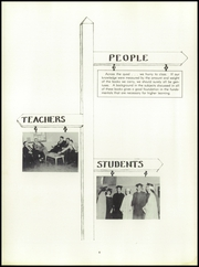 Page 12, 1957 Edition, Bethesda Chevy Chase High School - Pine Tree Yearbook (Bethesda, MD) online yearbook collection