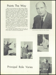 Page 15, 1957 Edition, Bethesda Chevy Chase High School - Pine Tree Yearbook (Bethesda, MD) online yearbook collection