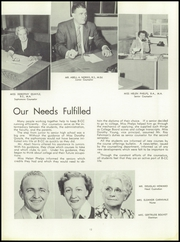 Page 16, 1957 Edition, Bethesda Chevy Chase High School - Pine Tree Yearbook (Bethesda, MD) online yearbook collection