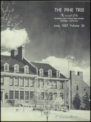 Page 7, 1957 Edition, Bethesda Chevy Chase High School - Pine Tree Yearbook (Bethesda, MD) online yearbook collection