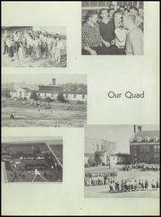 Page 8, 1957 Edition, Bethesda Chevy Chase High School - Pine Tree Yearbook (Bethesda, MD) online yearbook collection