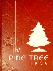 Page 1, 1959 Edition, Bethesda Chevy Chase High School - Pine Tree Yearbook (Bethesda, MD) online yearbook collection