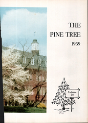 Page 7, 1959 Edition, Bethesda Chevy Chase High School - Pine Tree Yearbook (Bethesda, MD) online yearbook collection