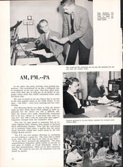 Page 16, 1960 Edition, Bethesda Chevy Chase High School - Pine Tree Yearbook (Bethesda, MD) online yearbook collection