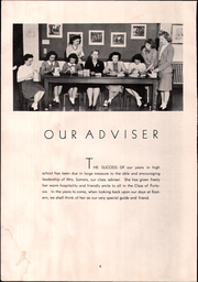 Page 12, 1946 Edition, Eastern High School - Echo Yearbook (Baltimore, MD) online yearbook collection