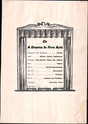 Page 7, 1946 Edition, Eastern High School - Echo Yearbook (Baltimore, MD) online yearbook collection