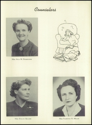 Page 15, 1948 Edition, Eastern High School - Echo Yearbook (Baltimore, MD) online yearbook collection