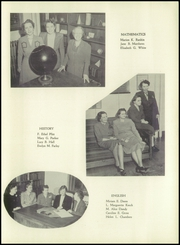 Page 17, 1948 Edition, Eastern High School - Echo Yearbook (Baltimore, MD) online yearbook collection