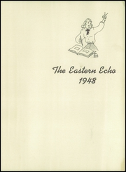 Page 5, 1948 Edition, Eastern High School - Echo Yearbook (Baltimore, MD) online yearbook collection