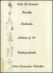 Page 8, 1948 Edition, Eastern High School - Echo Yearbook (Baltimore, MD) online yearbook collection