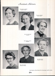 Page 17, 1958 Edition, Eastern High School - Echo Yearbook (Baltimore, MD) online yearbook collection