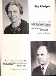Page 13, 1962 Edition, Eastern High School - Echo Yearbook (Baltimore, MD) online yearbook collection