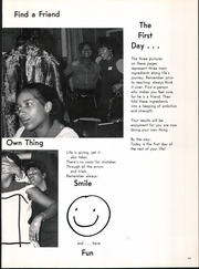 Page 15, 1972 Edition, Eastern High School - Echo Yearbook (Baltimore, MD) online yearbook collection