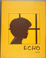 1973 Edition, Eastern High School - Echo Yearbook (Baltimore, MD)