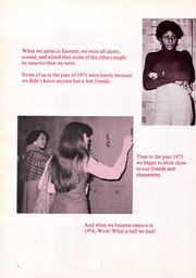 Page 8, 1975 Edition, Eastern High School - Echo Yearbook (Baltimore, MD) online yearbook collection