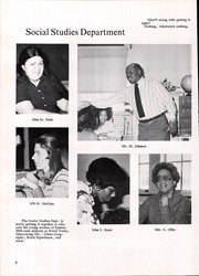 Page 12, 1976 Edition, Eastern High School - Echo Yearbook (Baltimore, MD) online yearbook collection