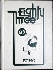 1983 Edition, Eastern High School - Echo Yearbook (Baltimore, MD)