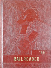 Page 1, 1959 Edition, Brunswick High School - Railroader Yearbook (Brunswick, MD) online yearbook collection