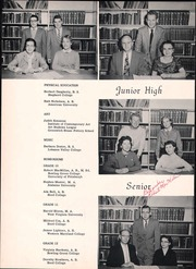Page 12, 1959 Edition, Brunswick High School - Railroader Yearbook (Brunswick, MD) online yearbook collection