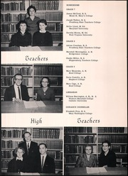 Page 13, 1959 Edition, Brunswick High School - Railroader Yearbook (Brunswick, MD) online yearbook collection