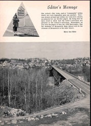 Page 6, 1959 Edition, Brunswick High School - Railroader Yearbook (Brunswick, MD) online yearbook collection