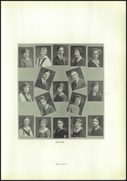 Page 13, 1923 Edition, Westminster High School - Owl Yearbook (Westminster, MD) online yearbook collection