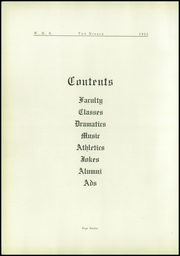 Page 14, 1925 Edition, Westminster High School - Owl Yearbook (Westminster, MD) online yearbook collection