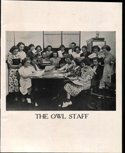 Page 15, 1938 Edition, Westminster High School - Owl Yearbook (Westminster, MD) online yearbook collection