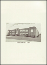 Page 7, 1941 Edition, Westminster High School - Owl Yearbook (Westminster, MD) online yearbook collection
