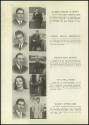 Page 16, 1943 Edition, Westminster High School - Owl Yearbook (Westminster, MD) online yearbook collection