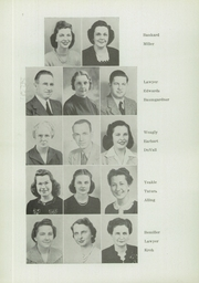 Page 12, 1946 Edition, Westminster High School - Owl Yearbook (Westminster, MD) online yearbook collection