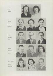 Page 13, 1946 Edition, Westminster High School - Owl Yearbook (Westminster, MD) online yearbook collection