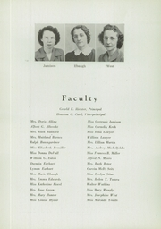 Page 14, 1946 Edition, Westminster High School - Owl Yearbook (Westminster, MD) online yearbook collection