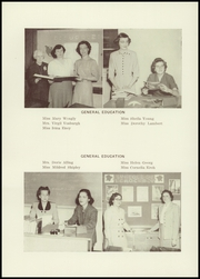 Page 12, 1952 Edition, Westminster High School - Owl Yearbook (Westminster, MD) online yearbook collection