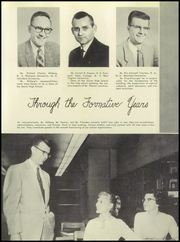 Page 15, 1958 Edition, Northwood High School - Arrowhead Yearbook (Silver Spring, MD) online yearbook collection