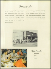Page 7, 1958 Edition, Northwood High School - Arrowhead Yearbook (Silver Spring, MD) online yearbook collection