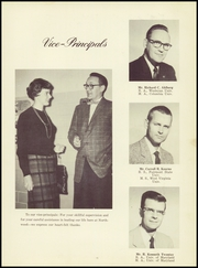 Page 15, 1959 Edition, Northwood High School - Arrowhead Yearbook (Silver Spring, MD) online yearbook collection