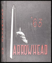 1963 Edition, Northwood High School - Arrowhead Yearbook (Silver Spring, MD)