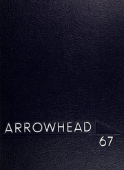 1967 Edition, Northwood High School - Arrowhead Yearbook (Silver Spring, MD)