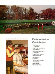 Page 10, 1969 Edition, Northwood High School - Arrowhead Yearbook (Silver Spring, MD) online yearbook collection