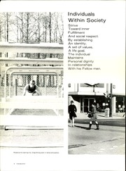 Page 8, 1969 Edition, Northwood High School - Arrowhead Yearbook (Silver Spring, MD) online yearbook collection