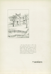 Page 13, 1936 Edition, Glen Burnie High School - Gophers Yearbook (Glen Burnie, MD) online yearbook collection