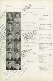 Page 16, 1936 Edition, Glen Burnie High School - Gophers Yearbook (Glen Burnie, MD) online yearbook collection