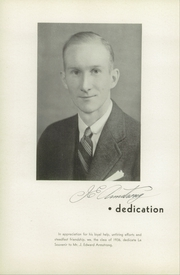Page 8, 1936 Edition, Glen Burnie High School - Gophers Yearbook (Glen Burnie, MD) online yearbook collection