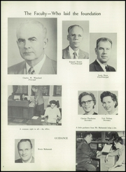 Page 10, 1956 Edition, Glen Burnie High School - Gophers Yearbook (Glen Burnie, MD) online yearbook collection