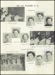 Page 13, 1956 Edition, Glen Burnie High School - Gophers Yearbook (Glen Burnie, MD) online yearbook collection
